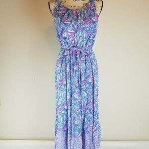 Lilly Pulitzer For Target  Maxi Dress  XL/TG 14/16